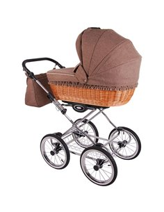 Детская коляска 2 в 1 Adamex Aspena 90L