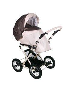 Детская коляска 2 в 1 Adamex Aspena Aquarelle 103L