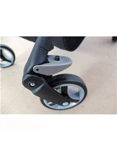 Детская коляска 2 в 1 Lonex Bergamo B-01