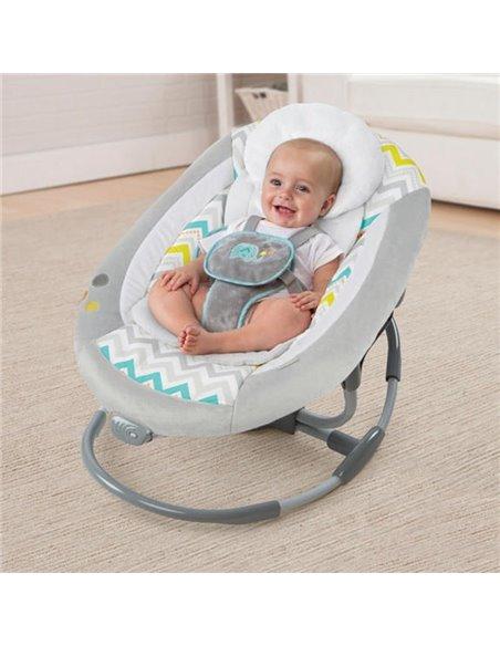 Детская универсальная коляска 2 в 1 EasyGo Soul Mocca
