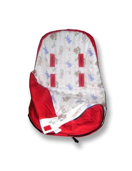 Конверт Ontario Baby Travel Classic Красный