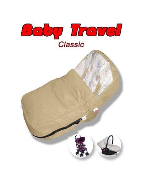 Конверт Ontario Baby Travel Classic Бежевий
