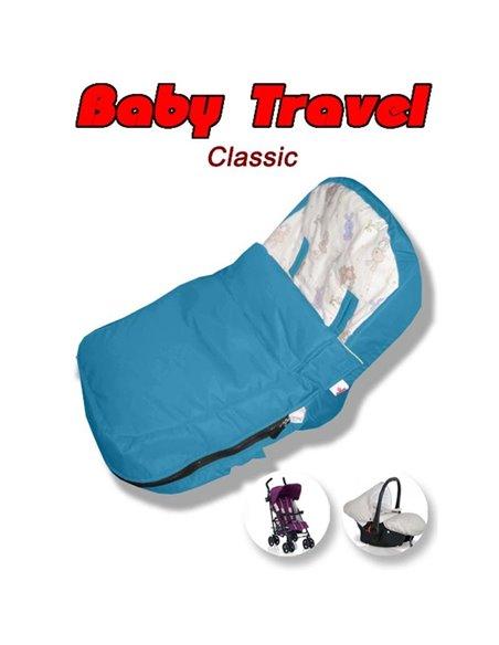 Конверт Ontario Baby Travel Classic Василек