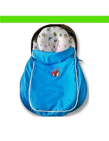 Конверт Ontario Baby Travel Premium Зелений