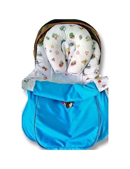 Конверт Ontario Baby Travel Premium Синій