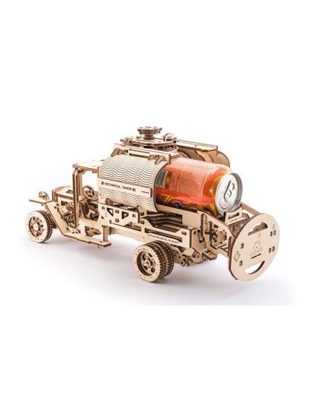 Конструктор механічний 3D Ukr-Gears Набір доповнень до моделі Вантажівка UGM-11