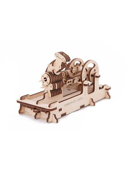 Конструктор механічний 3D Ukr-Gears Двигун