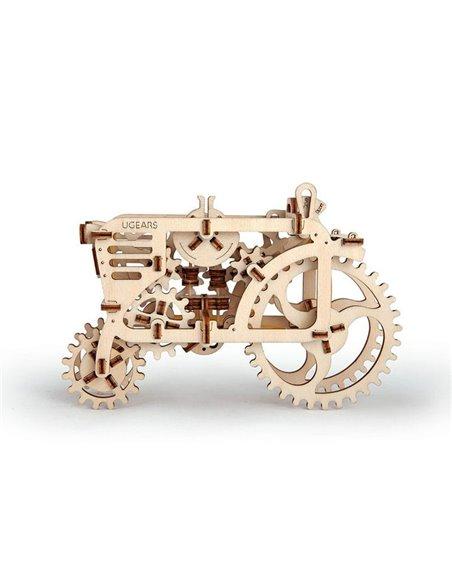 Конструктор механічний 3D Ukr-Gears Трактор