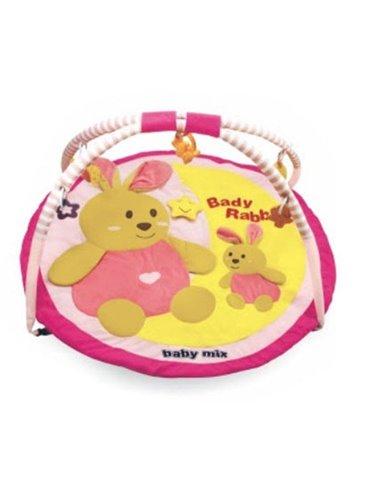 Розвиваючий килимок Alexis Baby Mix TK/3168C Кролики