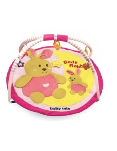 Развивающий коврик Alexis Baby Mix TK/3168C Кролики