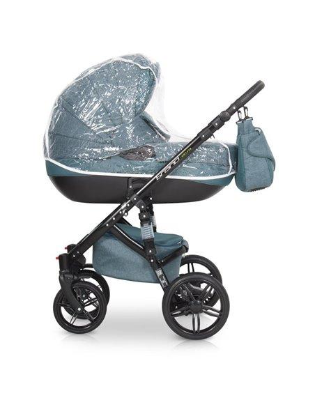 Дитяча коляска 2 в 1 Riko Brano Natural 01