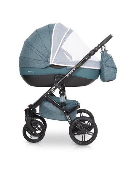 Детская коляска 2 в 1 Riko Brano Natural 03