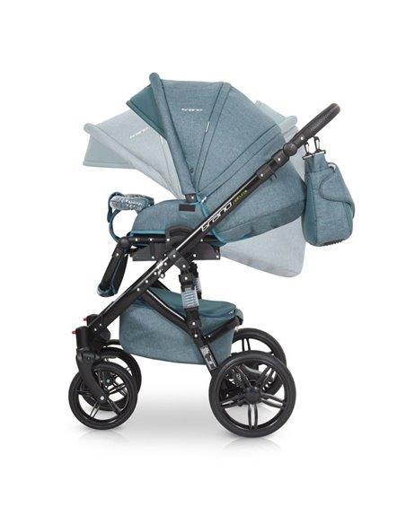 Детская коляска 2 в 1 Riko Brano Natural 07