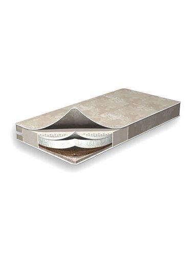 Матрац Flitex Latex Hollow, 60x120x12 см
