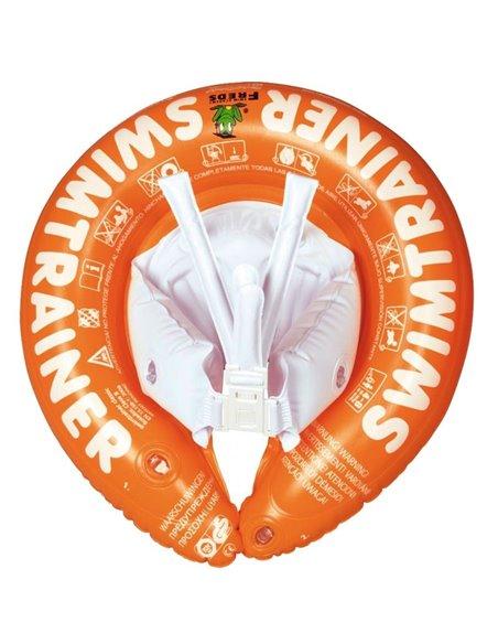 Надувний круг Swimtrainer Оранжевий