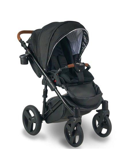 Детская коляска 2 в 1 Bexa Ideal New IN14 Chrome