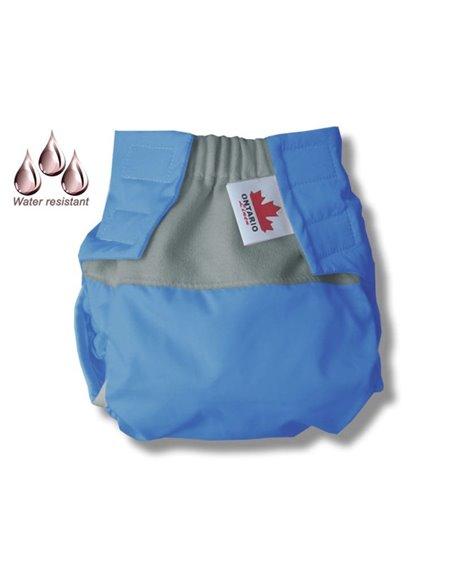 Багаторазовий підгузник Ontario Waterproof від 12 до 18 міс. (вага від 11,5 до 13 кг, зріст від 75 до 86 см) Блакитний 036