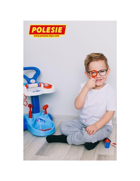 Набор Доктор Polesie 36582