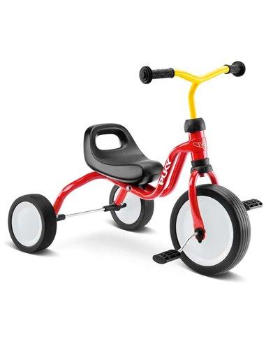 Велосипед триколісний Puky Fitsch червоний