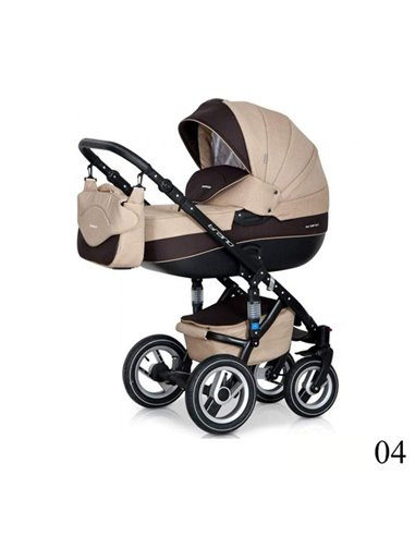 Детская коляска 2 в 1 Riko Brano 04