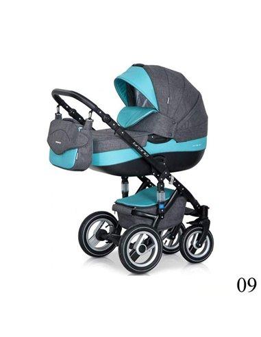 Детская коляска 2 в 1 Riko Brano 09