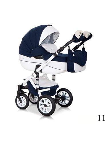 Дитяча коляска 2 в 1 Riko Brano ECCO 11