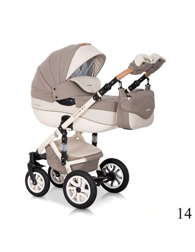 Детская коляска 2 в 1 Riko Brano ECCO 14