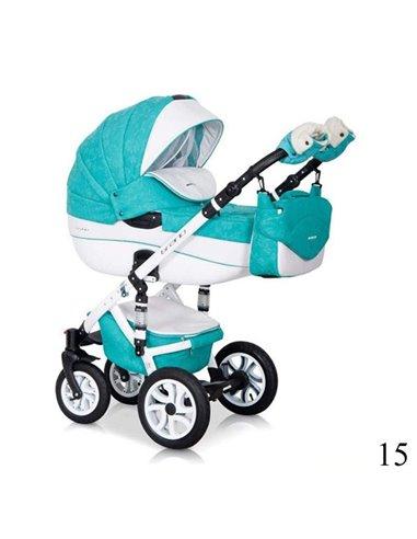 Дитяча коляска 2 в 1 Riko Brano ECCO 15