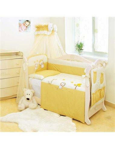 Детский постельный комплект Twins Evolution 8 элементов A-001 Лео