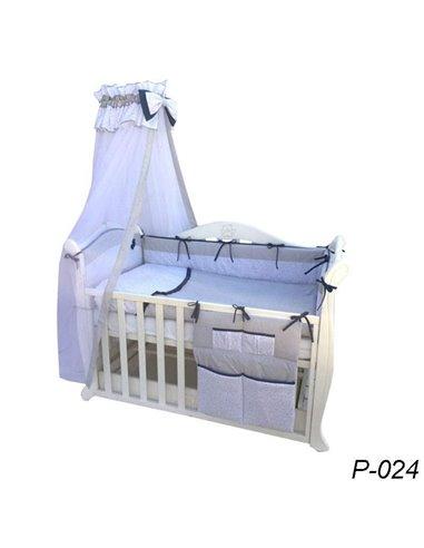 Детский постельный комплект Twins Premium Starlet 8 элементов P-024