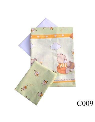 Детская сменная постель Twins Comfort C-009 Медуны