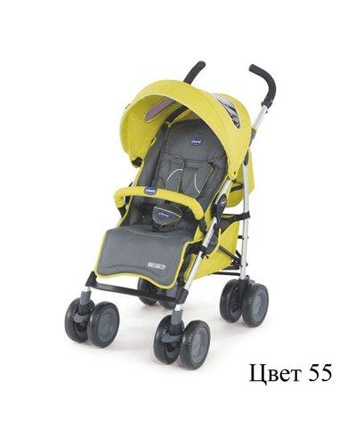 Детская прогулочная коляска Chicco Multiway Evo Lime 79315.55