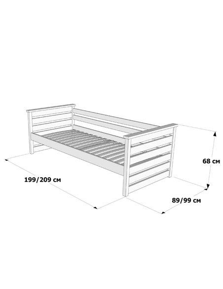 Подростковая кровать Дримка Телесик