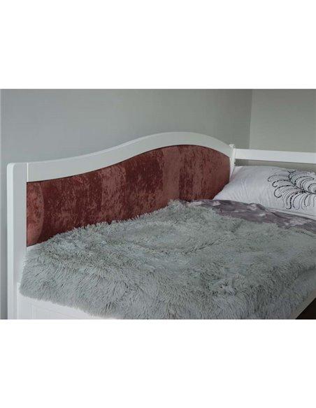 Подростковая кровать Дримка Софи - вставка ткань