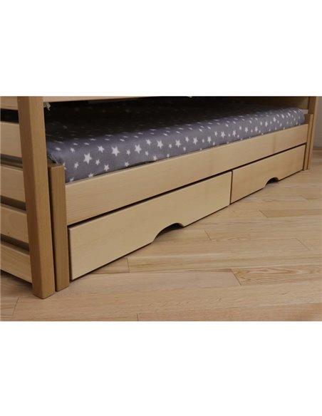 Подростковая кровать с дополнительным спальным местом Дримка Симба