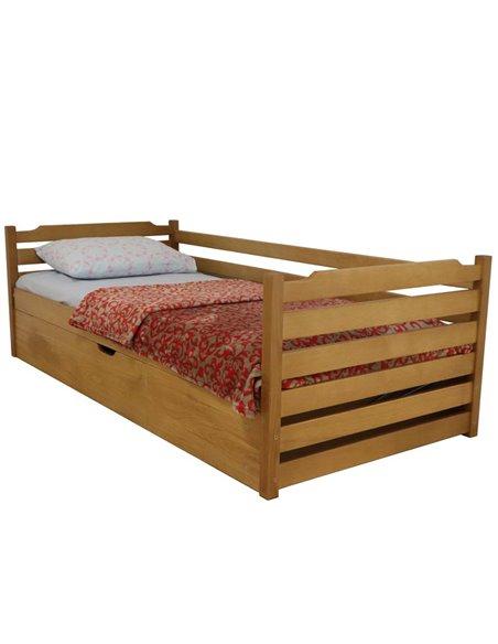 Подростковая кровать с подъемным механизмом Дримка Котигорошко