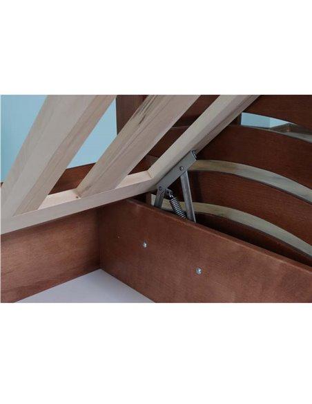 Подростковая кровать с подъемным механизмом Дримка Микки Маус