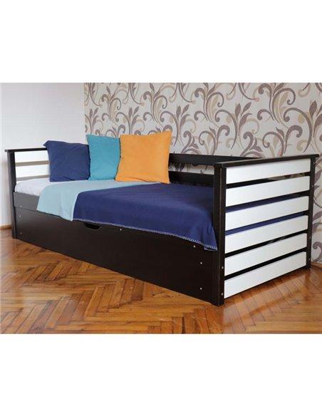 Подростковая кровать с подъемным механизмом Дримка Телесик