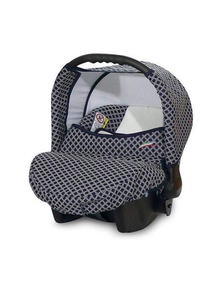 Детская прогулочная коляска 4Baby City Grey