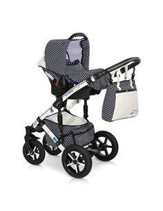 Детская прогулочная коляска 4Baby City Purple