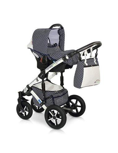 Дитяча прогулянкова коляска 4Baby City Purple