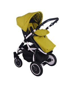Детская прогулочная коляска 4Baby Guido Grey