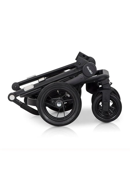 Дитяча універсальна коляска 2 в 1 EasyGo Soul Anthracite