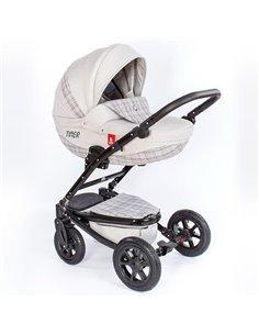Детская коляска 2 в 1 Angelina Viper Fashion 105
