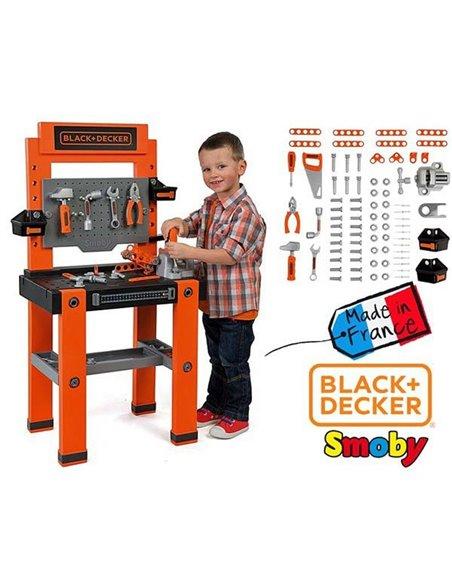 Майстерня Smoby Black & Decker 360700