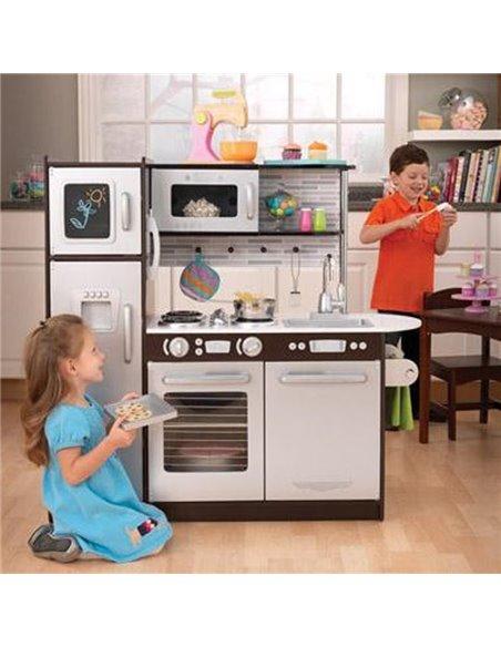 Дитяча кухня KidKraft Espresso 53260