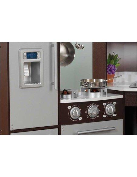 Детская кухня KidKraft Espresso 53365