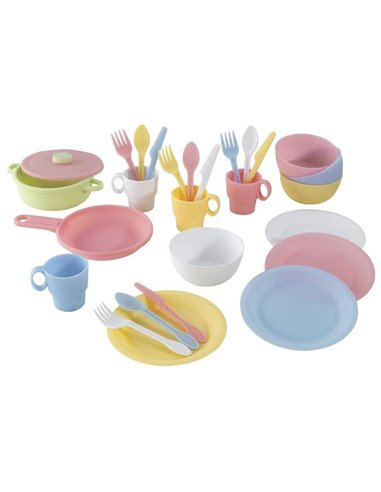 Набір посуду KidKraft 63027