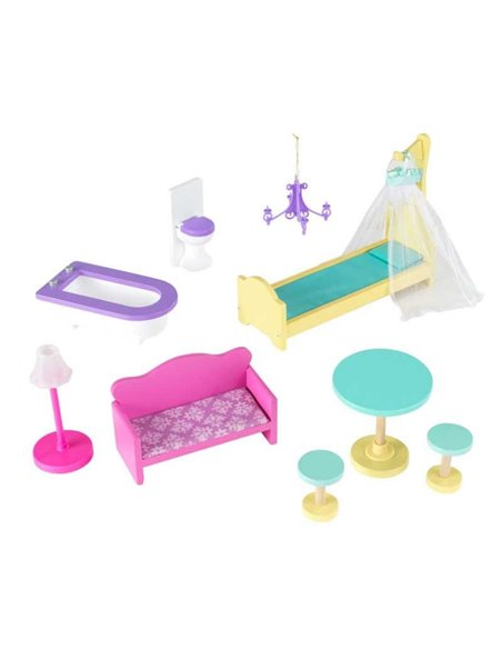 Ляльковий будиночок KidKraft Penelope 65179