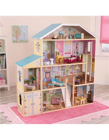 Ляльковий будиночок KidKraft Majestic Mansion 65252